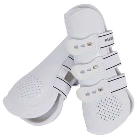 WeatherBeeta Pro Air Open Front Boots - White