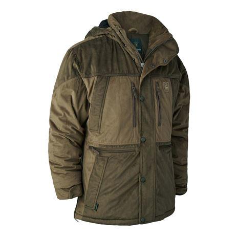 Deerhunter Rusky Silent Jacket Short - Peat
