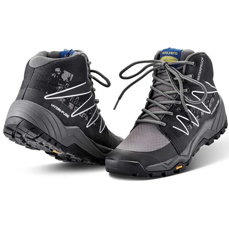 Grubs Explore Boot - Black / Charcoal