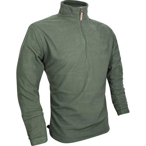 Jack Pyke Lightweight Fleece Top - Green