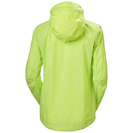 Helly Hansen Women's Rapide Windbreaker Jacket - Sharp Green