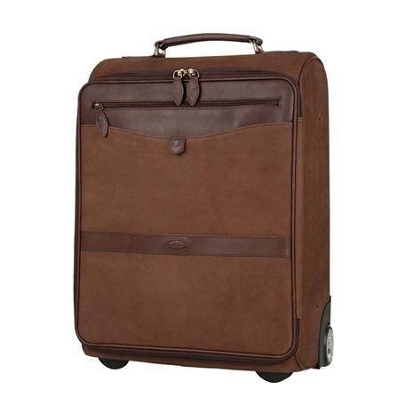 Dubarry Gulliver Leather Travel Bag - Walnut