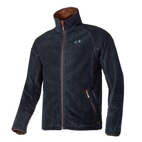 Baleno Watson Men's Waterproof Fleece Jacket - Navy Blue