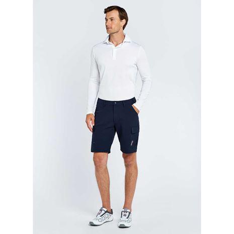 Dubarry Freshford Unisex Long Sleeved Polo Shirt - White