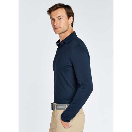 Dubarry Freshford Unisex Long Sleeved Polo Shirt