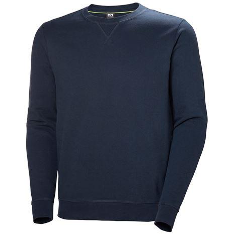 Helly Hansen Crew Sweatshirt - Navy