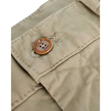 Hoggs of Fife Beauly Chino Trousers - Stone