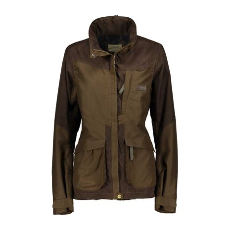 Sasta Suvanto Women's Jacket - Dark Forest