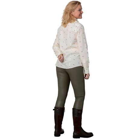 Laksen Elysee Women's Leather Leggings