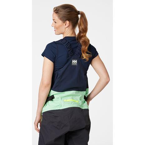 Helly Hansen Women's HH Lifa Active Solen T Shirt - Navy