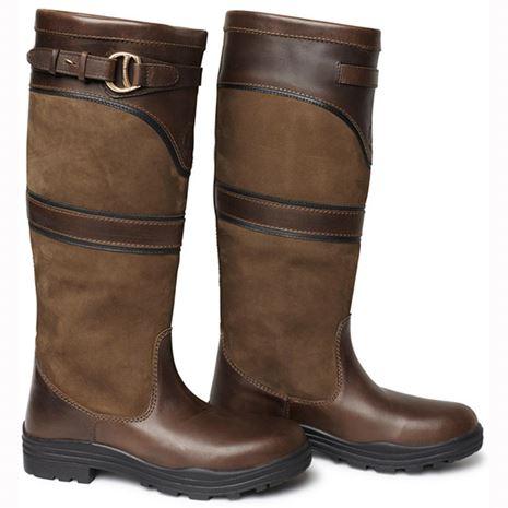 Mountain Horse Devonshire Boot - Dark Brown
