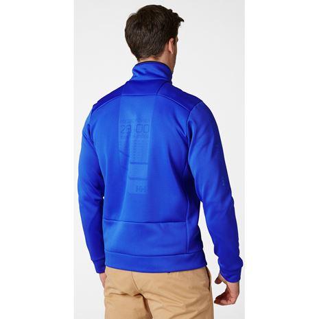 elly Hansen HP Fleece Jacket - Royal Blue - Rear