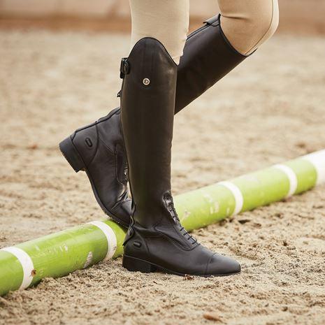 Dublin Galtymore Tall Field Boots - Black - Pair