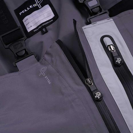 Pelle P Women's Tactic Hi-Fit Trousers - Granite