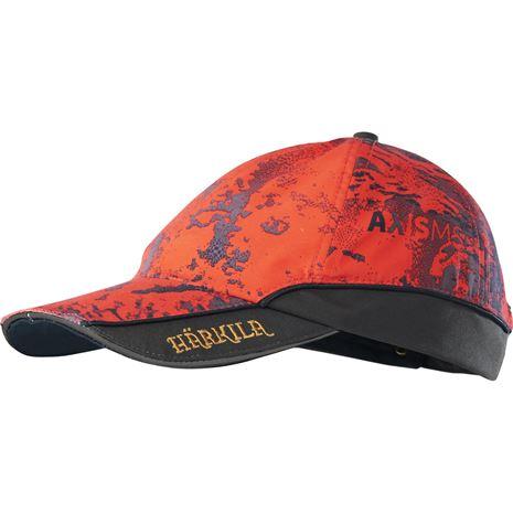 Harkila Lynx Safety Light Cap - Red Blaze