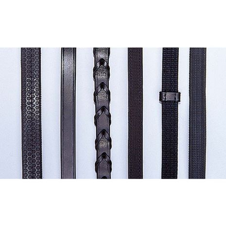 JHL Continental Reins - Black - #5