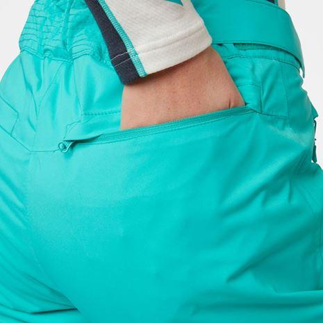 Helly Hansen Women's Alphelia Pants - Turquoise
