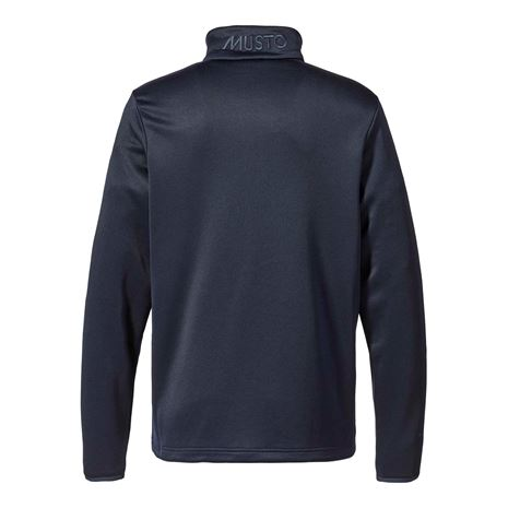 Musto ESS ½ Zip Sweat - Navy - Rear