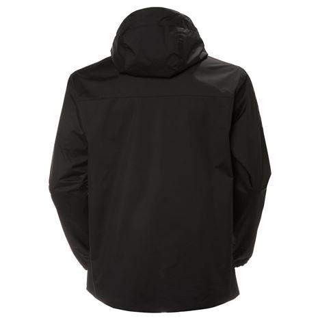 Helly Hansen Ervik Jacket - Black - Rear