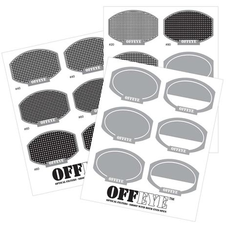 Birchwood Casey Off-Eye Optical Lens Filters - Assorted