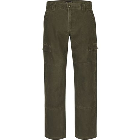 Seeland Flint Trousers - Dark Olive