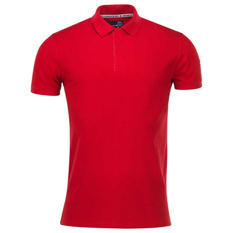 Pelle P Team Polo - Race Red