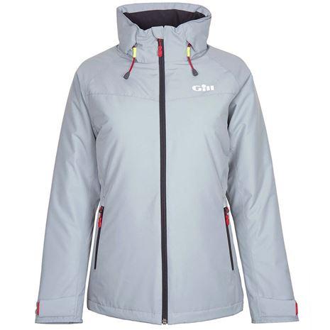 Gill Women's Navigator Jacket - Medium Grey