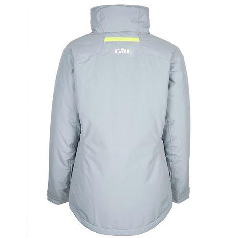 Gill Women's Navigator Jacket - Medium Grey - Rear
