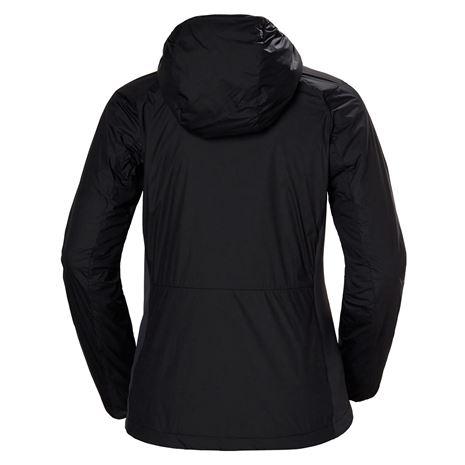 Helly Hansen Women's Odin Stretch Hooded Light Insulator Jacket - Black