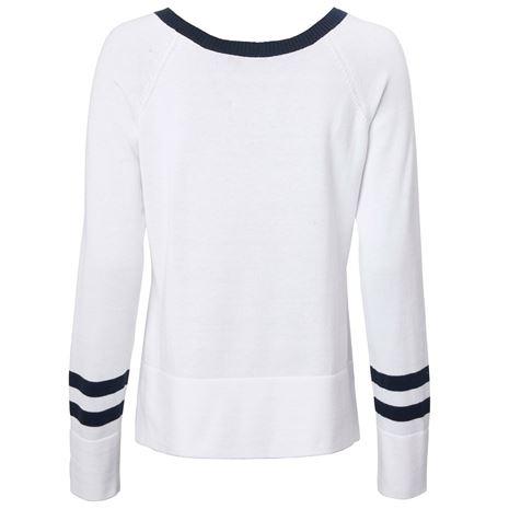 Musto Women's Sixty Four Knit - White