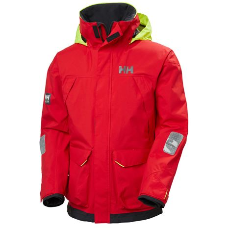 Helly Hansen Pier 3.0 Jacket - Alert Red