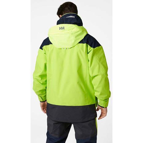 Helly Hansen Pier 3.0 Jacket - Azid Lime
