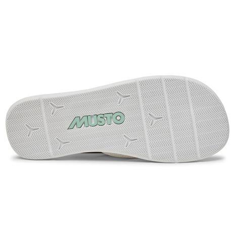 Musto Women's Nautic Sandal - White