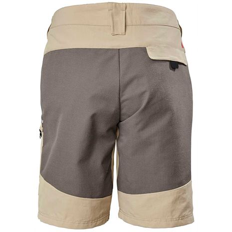 Musto Women's Evolution Performance Short 2.0 - Light Stone
