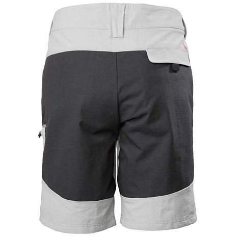 Musto Women's Evolution Performance Short 2.0 - Platinum