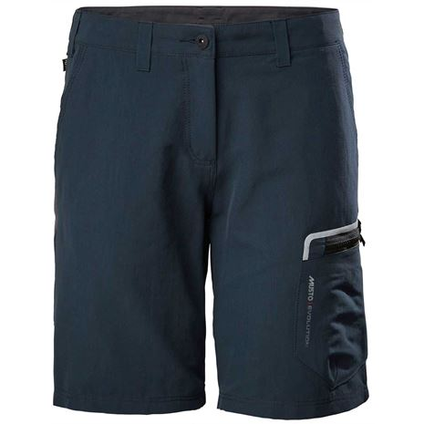 Musto Women's Evolution Performance Short 2.0 - True Navy