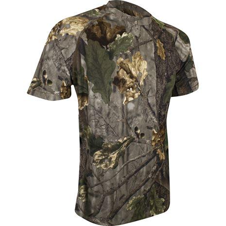 Jack Pyke Quick Wick T- Shirt - English Oak Evolution