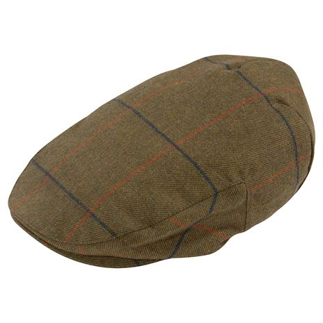 Alan Paine Axford Waterproof Cap - Basil