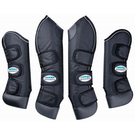 WeatherBeeta Deluxe Travel Boots - Black