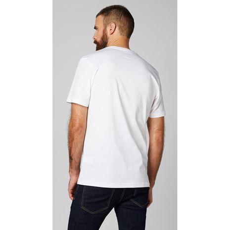 Helly Hansen Crew T-Shirt - White
