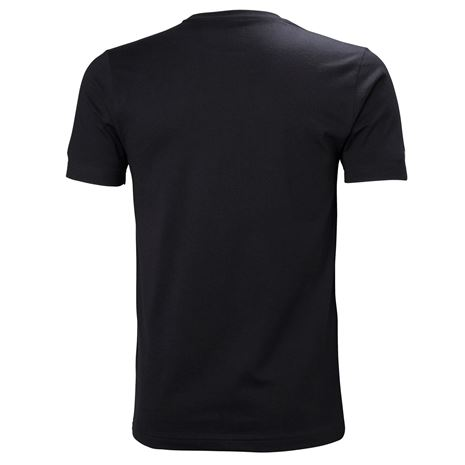 Helly Hansen Crew T-Shirt - Navy - Rear