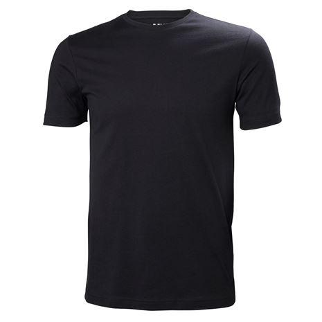 Helly Hansen Crew T-Shirt - Navy