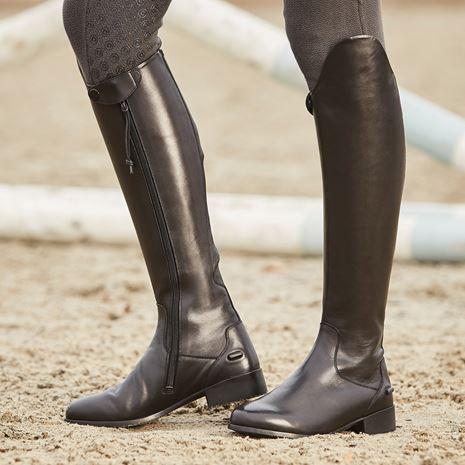 Dublin Galtymore Tall Dress Boots - Black - Arena