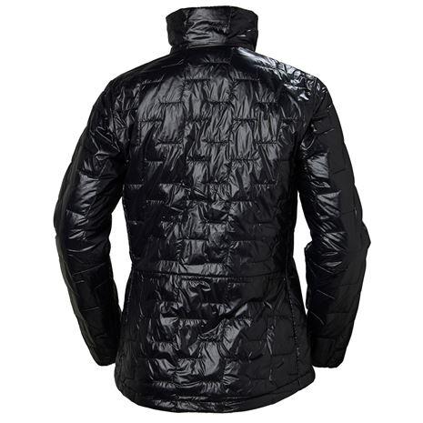Helly Hansen Womens Lifaloft Insulator Jacket - Black - Rear