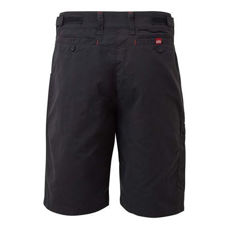Gill Men's UV Tec Shorts - Graphite - Rear