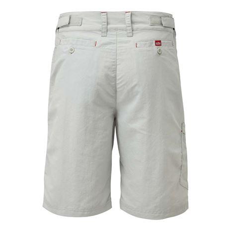 Gill Men's UV Tec Shorts - Silver - Rear