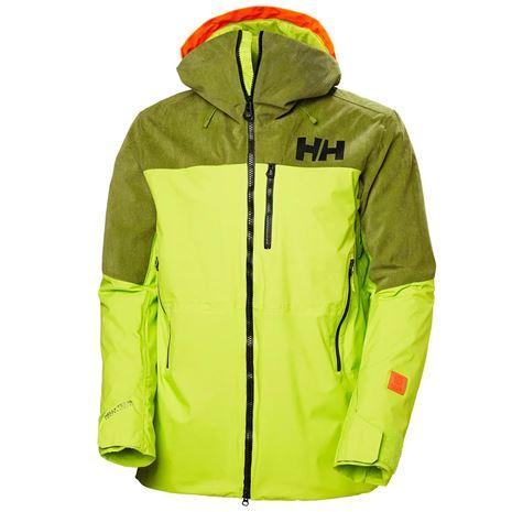 Helly Hansen StraightLine Lifaloft Jacket - Azid Lime