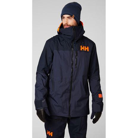 Helly Hansen StraightLine Lifaloft Jacket - Navy