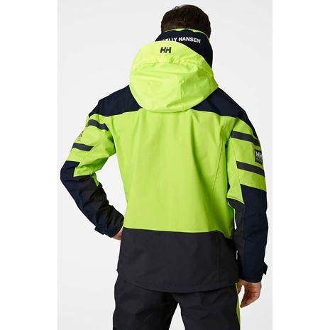 Helly Hansen Skagen Offshore Jacket - Azid Lime