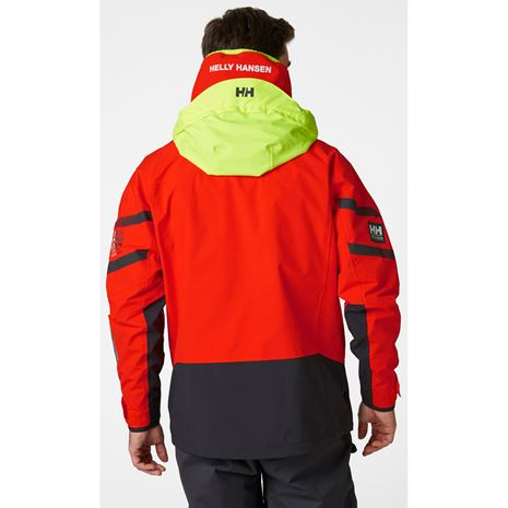 Helly Hansen Skagen Offshore Jacket - Cherry Tomato